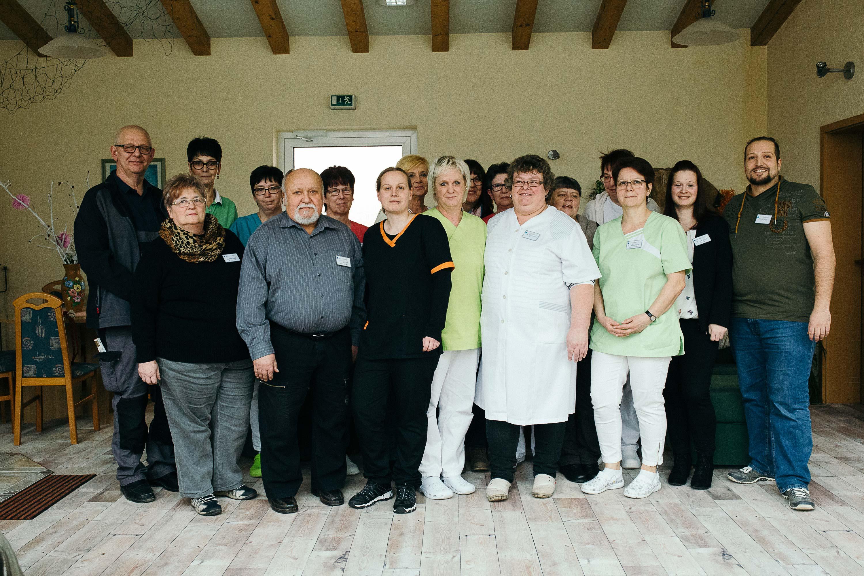 Personal Alten- und Pflegeheim Allrode